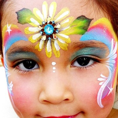 156 best Face painting images on Pinterest