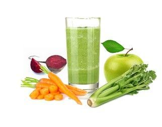 hypothyroid drink Juice: 1 carrot 1 beet 1/2 cup pineapple chunks 2 stalks of celery 1 apple Note: Use organic ingredients Drink once day on a regular basis