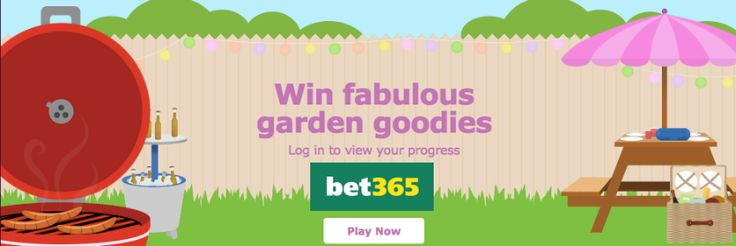 Put the sizzle in your summer with flaming hot garden party #prizes at #Bet365 #Bingo- http://freeslotmoney.com/its-a-garden-party-full-of-goodies-at-bet365-bingo/