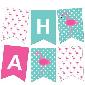 Free Printable Banner from @chicfetti