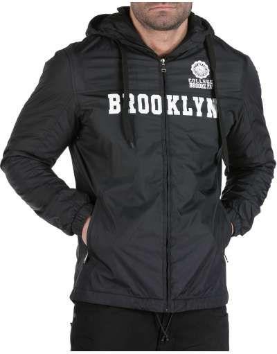ΝEEΣ ΑΦΙΞΕΙΣ :: Αντιανεμικό Brooklyn NY Black - OEM