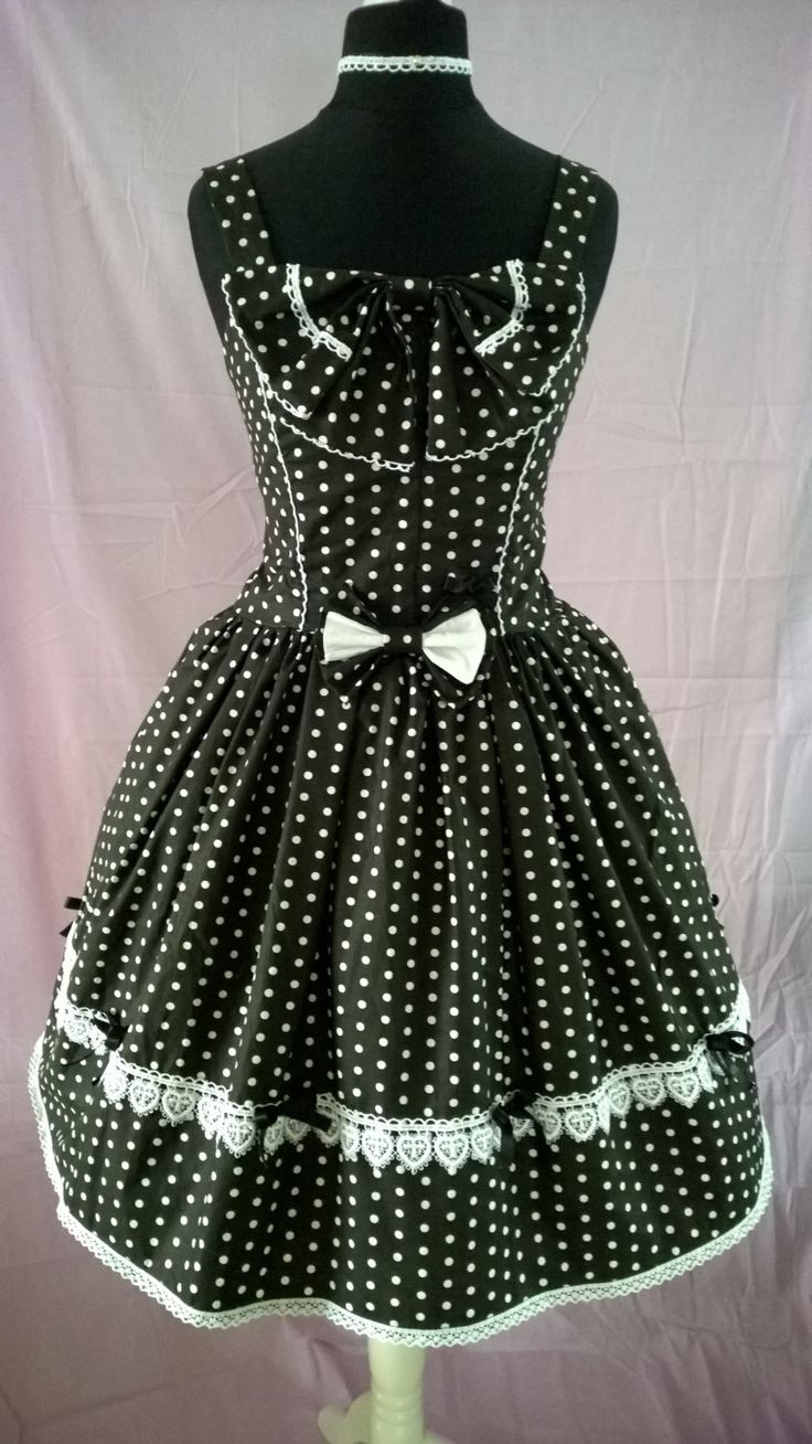 lolita kleid von threadplayNdress auf Etsy