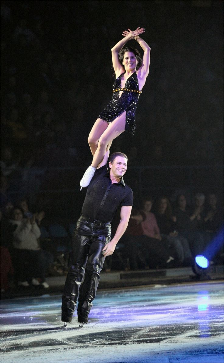 Jamie Sale and David Pelletier, Candian Olympic pairs skaters