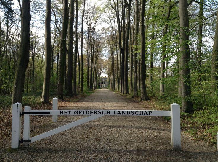 2014-04-13 Kasteel De Kieftskamp nabij Kranenburg