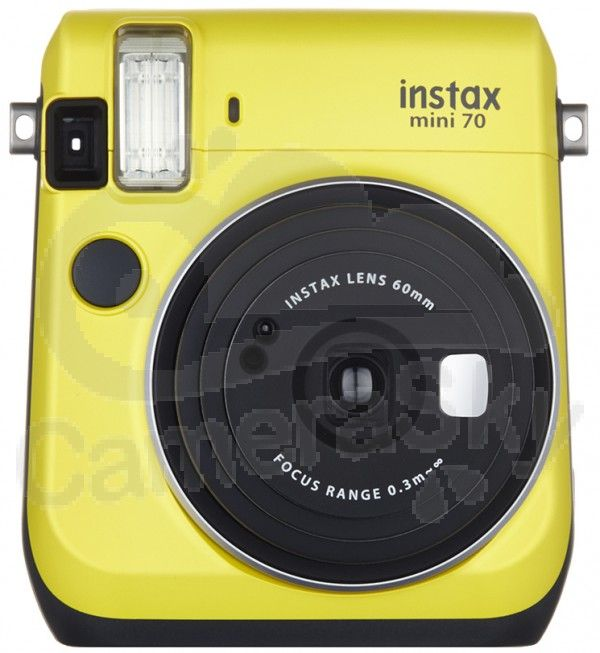 I have also been wanting to update my instax mini to the new model (in yellow), so that would be lovely too.