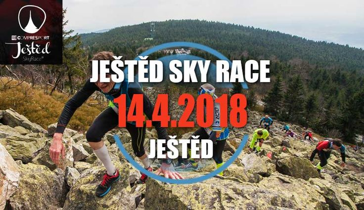 Compressport Ještěd Sky Race 2018