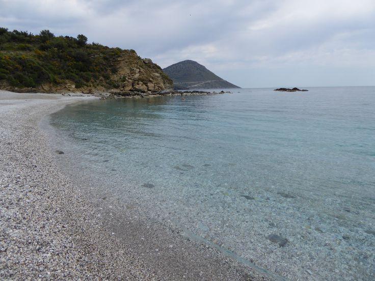 Near Kotronas, Mani Greece
