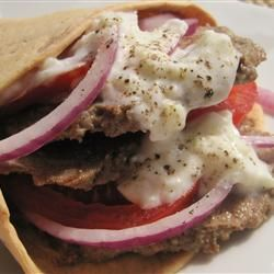 Traditional Gyro Meat Allrecipes.com
