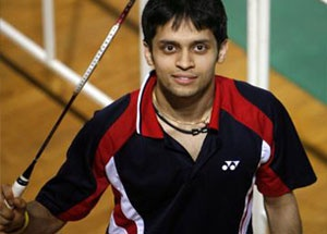Indian shuttler Parupalli Kashyap started his Olympic campaign in style, getting the better of Belgium's Yuhan Tan in straight games in a Group D match today.