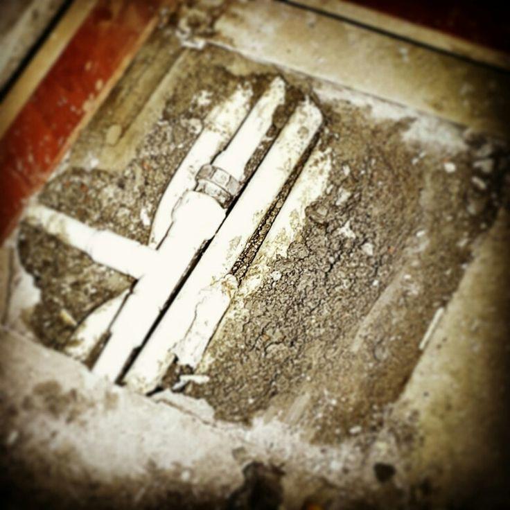 Sadece bir fayans kırarak tamirat. dagıtmak yok. genişleme yok. fazla masraf yok.