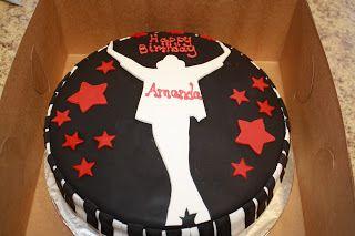 Conspiracy Cakes: Michael Jackson Cake