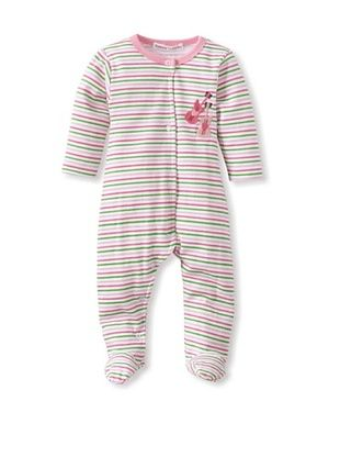 50% OFF Rumble Tumble Baby Guitar Longsleeve Coverall (Pink)