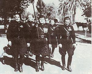 envueltosenhistoria: Nacionalismo y fascismo en Argentina