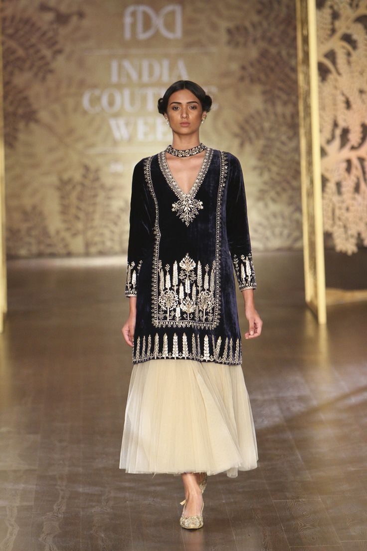 Complete collection: Anita Dongre at India Couture Week 2017