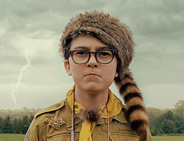 "12 | See Wes Anderson and Roman Coppola's Illustrated ""Moonrise Kingdom"" Script 