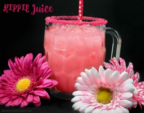 HIPPIE JUICE – My Incredible Recipes