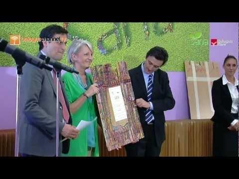Le premiazioni a SANA2012