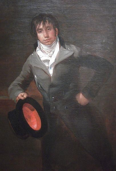 Francisco Goya Art   ~Repinned Via Amparo Mañez
