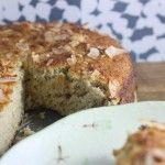 Mango Coconut Cake (Paleo, Gluten Free) | Words That Nourish