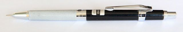 """Pentel - PWP15 Double Knock """"Vanishing Point"""" Drafting / Drawing Mechanical Pencil 0.5mm (I have also seen a model number of PSD5 I am not sure if they are the same or not)"""