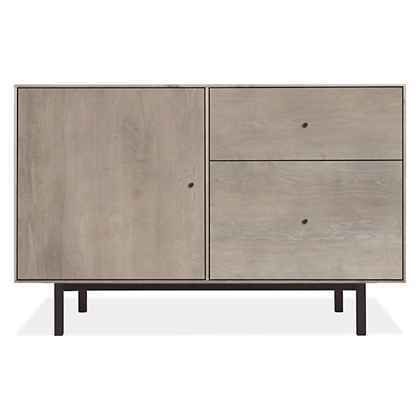 Hudson File Cabinets With Steel Base