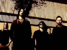 Foo Fighters.  YESSSSS. notice Pat is back!!