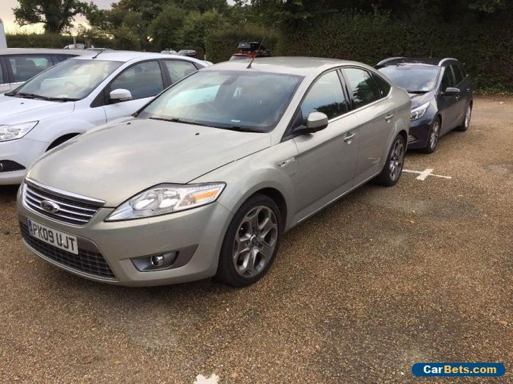 Ford Mondeo 2.5T 220 Ghia 2009 Mondeo ST new engine #ford #mondeo #forsale #unitedkingdom