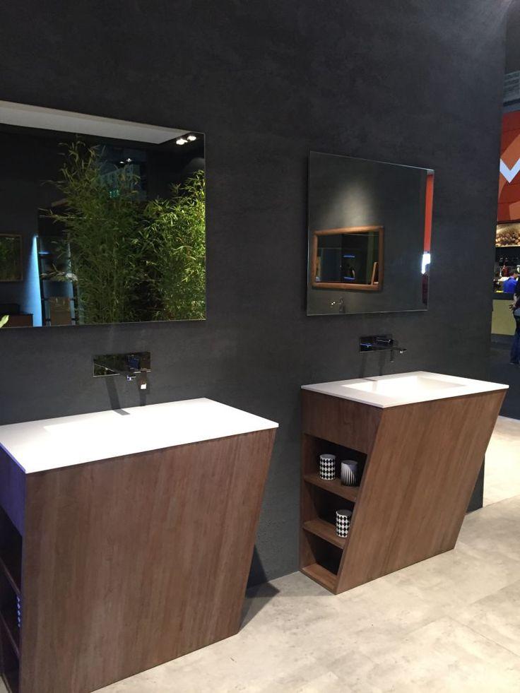 Doppelwaschbecken Vanity Designs, die das Teilen Spaß und