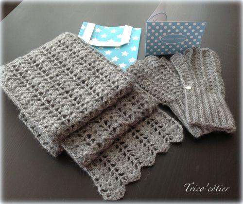 17 meilleures images propos de tricot et crochet sur. Black Bedroom Furniture Sets. Home Design Ideas