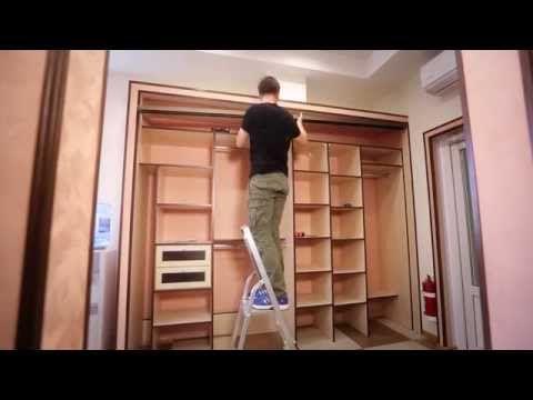 Шкаф купе своими руками — Яндекс.Видео