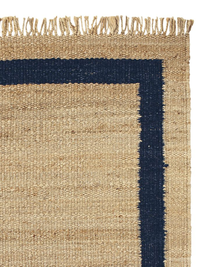 Attractive Check Out The Jute Border Rug And The Rest Of Our Unique Rugs U0026 Dhurries At  Serena And Lily.