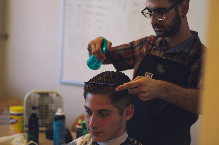 UC Santa Barber: First-Year Student Runs Authentic Salon Out of Anacapa