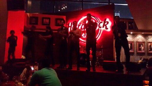 Hard Rock Cafe Hydrabad