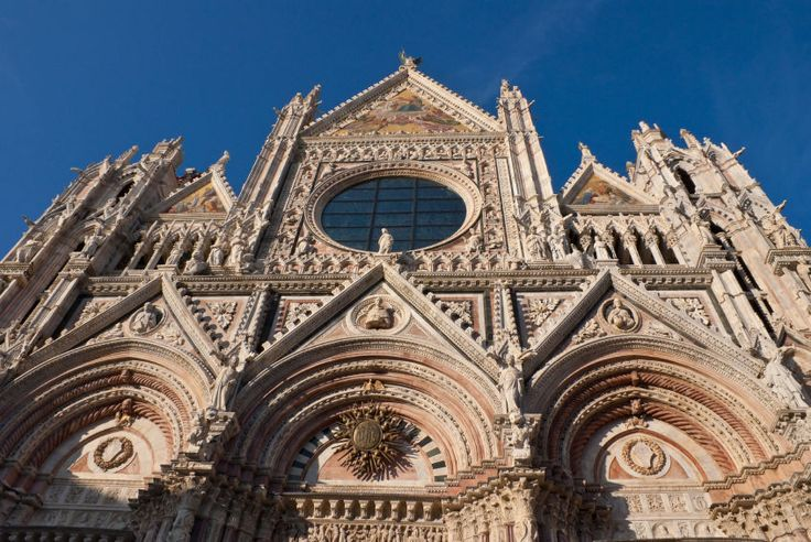 Siena walking tour and cathedral access £26