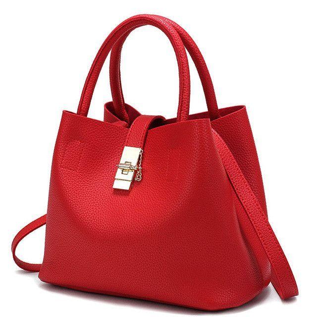 12e0b80389 OLGITUM New Fashion 2017 Candy Women Bags High Quality Messenger Ladies  Handbag PU