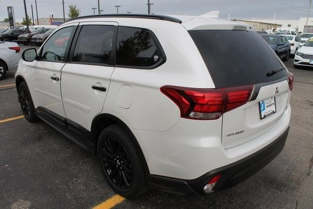 New 2020 Mitsubishi Outlander For Sale Fargo Nd Ja4az3a30lz008548 In 2020