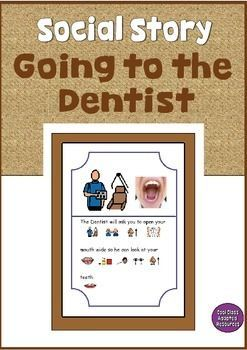 Going to the Dentist - Social Story A tried and tested strategy in behaviour management.Social stories help a person with autism understand how others might behave or respond in a particular situation, and therefore how they might be expected to behave and to help others understand the perspective of a person with autism and why they may respond or behave in a particular way.