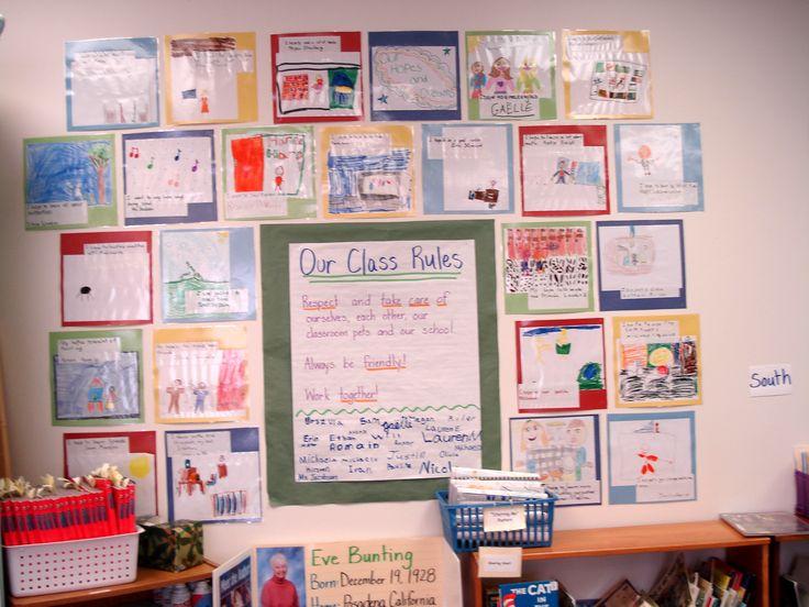 Responsive Classroom Design ~ The best responsive classroom ideas on pinterest
