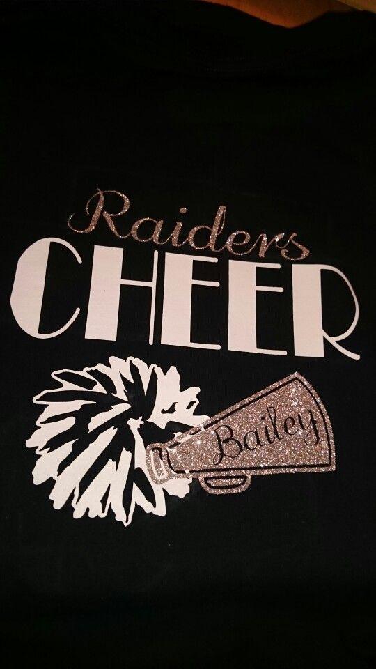 Custom cheer shirt   https://m.facebook.com/CamdenCustomDesigns                                                                                                                                                                                 More