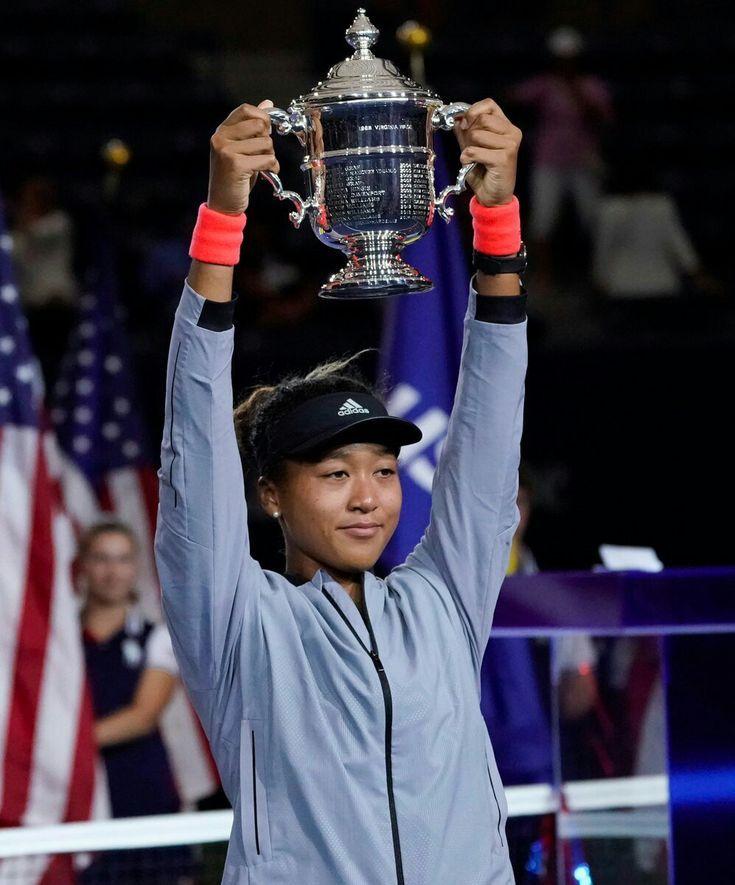 Naomi Osaka won first Career grand slam US Open 20…