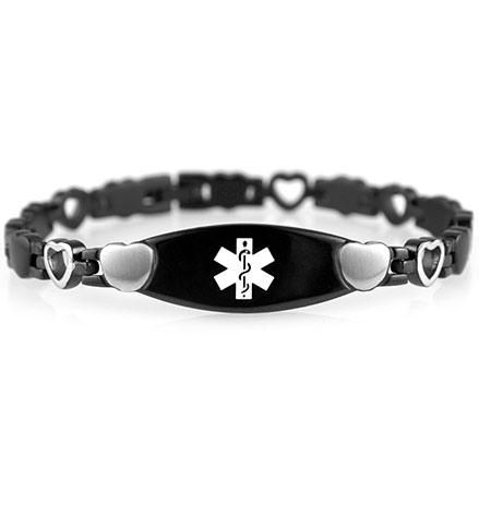 Best 25 Medical Id Bracelets Ideas On Pinterest Id