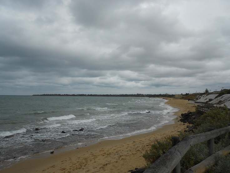 Mentone Beach - Melbourne