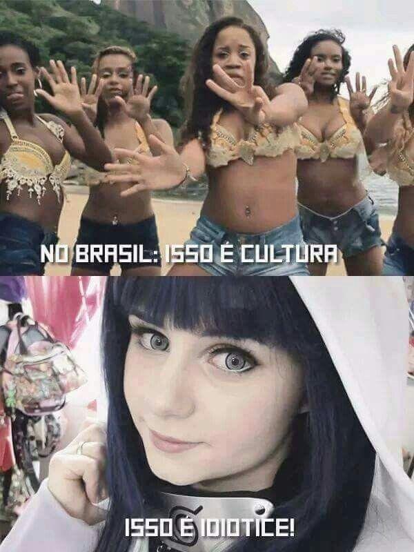 O Brasil é bem estranho... por isso q eu vou morar no Japão um dia ou na Coréia do Sul