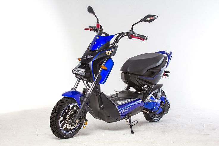 Scooter Elétrica Top Power 1200W