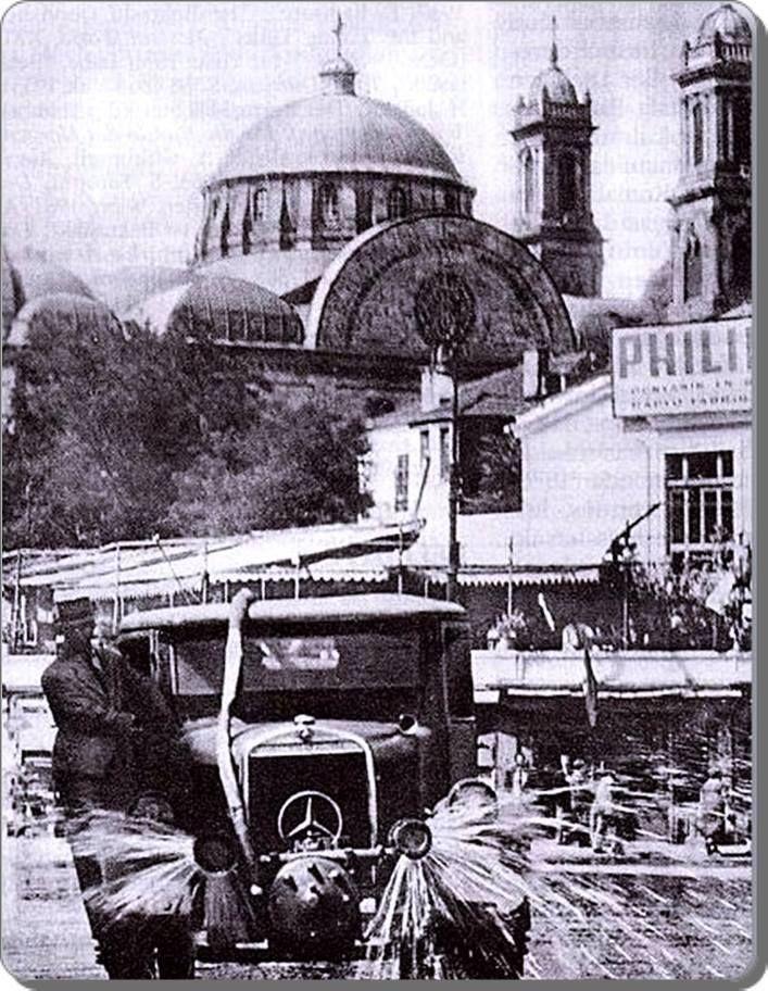 TAKSİM 'DE ARAZÖZ --1940