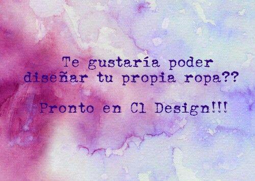 Tu eres la diseñadora de tu ropa!