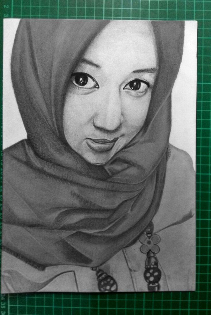 Sketsa Pensil A4 (sketchbook)