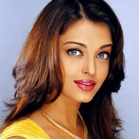 Aishwarya Rai Hairstyles 2015 : Aishwarya Rai Hairstyles 2015 Brown Highlight
