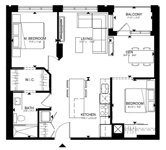 Tamarack Wellington - Condominiums for sale in Ottawa - by New Home Builder Tamarack Homes
