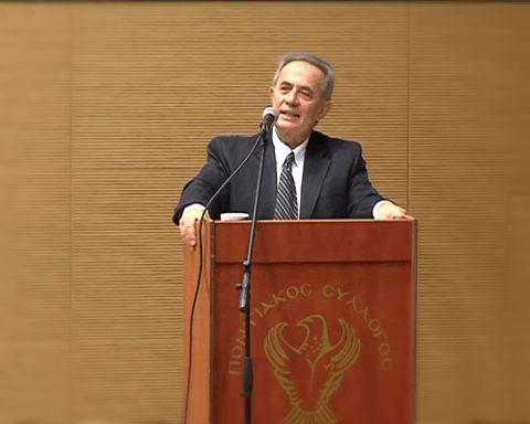 Ομιλία για την γενοκτονία του Πόντου (Βίντεο)